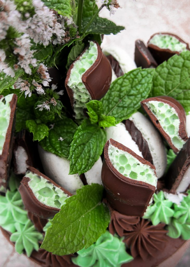 mint chocolate cake for ben top 1