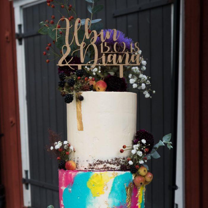A cake for Diana