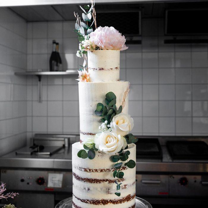 A cake for Houda